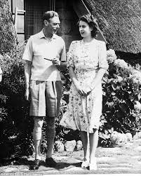 queen shares memory of father george vi in the servant queen and
