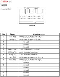 ford explorer radio audio wiring diagram ford wiring diagram