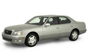 lexus es 400 lexus ls 400 sedan models price specs reviews cars com