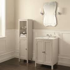 bq cooke lewis bathroom mirella double door white mirror benevola