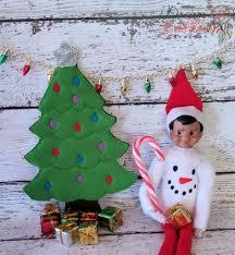 ith oversized christmas tree felt photo prop embroidery design