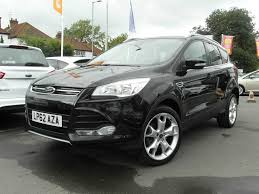 used 2013 ford kuga titanium tdci 1 owner appearance pack upgraded