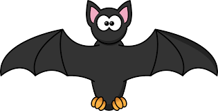bat and spider clipart clipartxtras