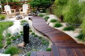 Backyard Ground Cover Ideas by 30 Gorgeous Grassless Backyard Landscaping Ideas Wartaku Net
