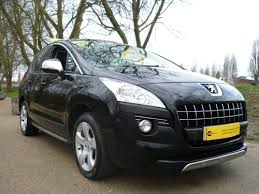 used peugeot suv used peugeot 3008 hdi fap exclusive on finance in leyton 115 24 per