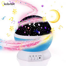 baby night light projector with music big sale child projector music night light projector spin starry