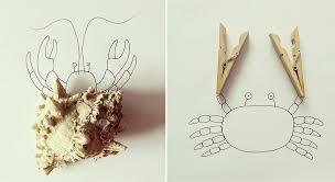 ecuadorian art director javier perez has created a clever series