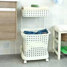panier cuisine panier linge salle panier linge roulant rangement salle de bain