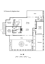 plans of lot 1 15 thomas street brighton east
