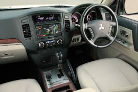 2015 mitsubishi outlander interior 2015 mitsubishi pajero sport redesign car reviews pinterest