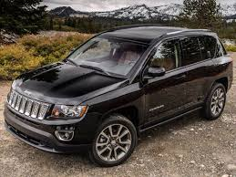 jeep crossover 2016 2016 jeep compass pricing ratings reviews kelley blue book