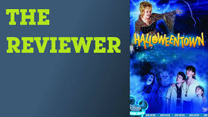 halloweentown movie review youtube