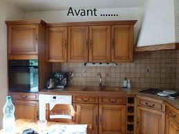 peindre une cuisine en chene rustique renover sa cuisine en chene free awesome renover sa cuisine avant