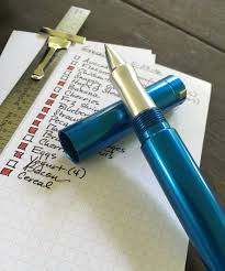 Rugged Fountain Pen Write Notepads Co From The Pen Cup
