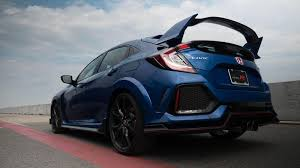 honda civic type r 2017 honda civic type r defies the physics of front wheel drive