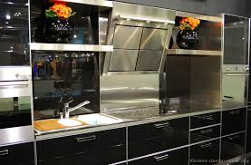 Black Gloss Kitchen Cabinets Pictures Of Kitchens Modern Black Kitchen Cabinets