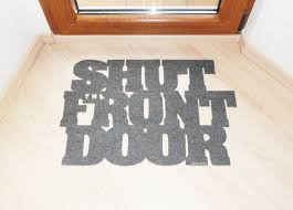 Funny Welcome Mats Cool Front Door Mats Home Decorating Interior Design Bath