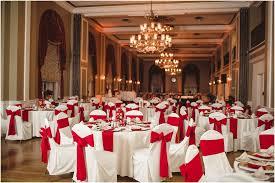 White Christmas Wedding Ideas by Michelle U0026 Jason Yorktowne Hotel Wedding Tara Peddicord