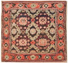 Silk Oriental Rugs Small Antique Silk And Cotton Indian Agra Rug 41163 By Nazmiyal Rugs