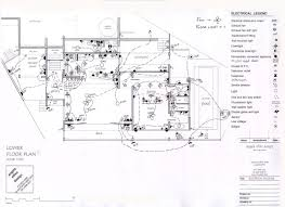 electrical wiring house plans house plans