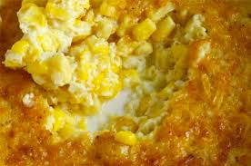 easy thanksgiving recipe for corn pudding bossy color