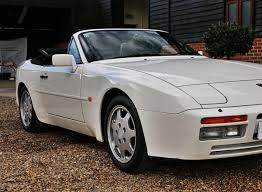 1989 porsche 944 value 1989 porsche 944 cabriolet coys of kensington