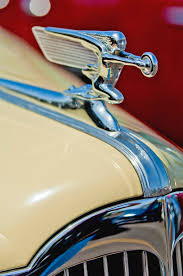 1940 packard ornament car photography by reger re pin