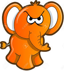 angry elephant stock photos royalty free angry elephant images