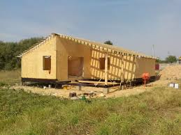photo report construction of sip house in belarus siphousepanel