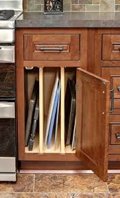 Spice Drawers Kitchen Cabinets by Trash Can Cabinet Solution At Ikea Kitchens Pinterest