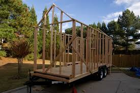 tiny house build to build a tiny house