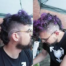 mohawk haircut 15 curly short long mohawk hairstyles for men