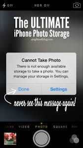 iphone cannot take photo the ultimate iphone photo storage a night owl blog