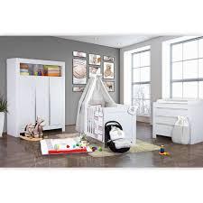 babyzimmer grau wei babyzimmer kinderzimmer felix in weiß oder akaziengrau mit textile