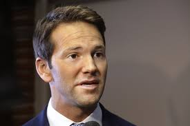 former u s rep aaron schock indicted on 24 criminal counts