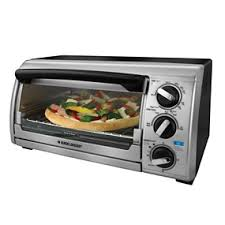 Oven And Toaster Black Decker Digital Advantage 4 Slice Toaster Oven To1332sbd