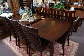 solid cherry dining room set dining room oldtown furniture u0026 furniture depot