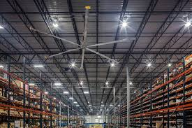 how to cool a warehouse with fans warehouse ceiling fans from big fans can save you up to 30 on