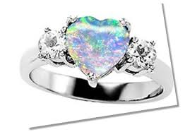 opal wedding ring opal engagement rings