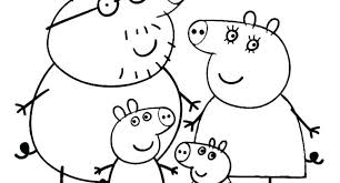 coloring pages peppa the pig coloring pages peppa pig pig coloring page the stylish coloring