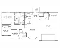 Rambler Style House Rambler Home Designs Ranch Home Plans Ranch Style Home Designs