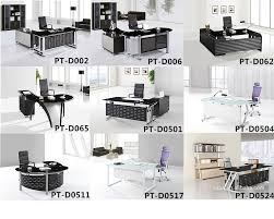 Modern Simple Office Table New 2016 Office Furniture Metal Legs Office Table Design Photos