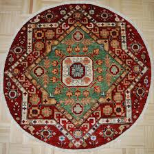 Octagon Rug 6 Square Round Shape Rug Gallery Little River Oriental Rugs