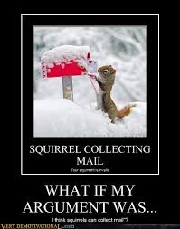Funny Meme Posters - very demotivational squirrel very demotivational posters