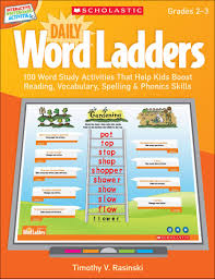 interactive whiteboard activities daily word ladders gr 2 3 by