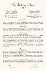 exles of wedding ceremony programs wedding ceremony program wording thank you 100 images sles of