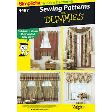 pattern for home decorating simplicity