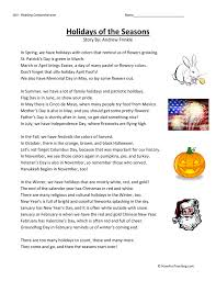 fun holiday worksheets for 4th grade free lessons4now christmas