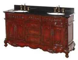 Antique Bathroom Vanity by Gorgeous Antique Bathroom Vanities And Cabinets From Dark Cherry
