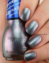 sinfulcolors kleopatra kylie denim bling be happy and buy
